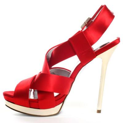 Červené lodičky či sandálky? Modely pro léto 2009 (http://www.botyaobuv.cz)