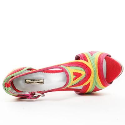 Barevné letní sandálky Report Signature Lucie 2 Sandal (http://www ...