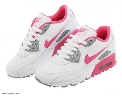 Dámské tenisky Nike 2009 - Nike Vandal, Nike Air Max 90, Nike Dunk ...