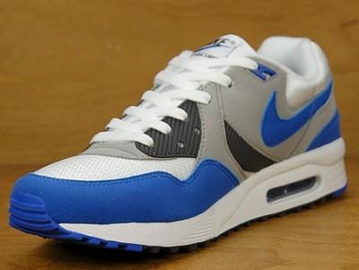 Modré tenisky Nike Air Max Light (http://www.botyaobuv.cz)