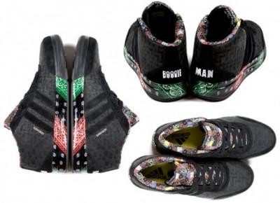 Mos Def x UNDRCRWN x adidas boty / adidas obuv — Botyaobuv.cz
