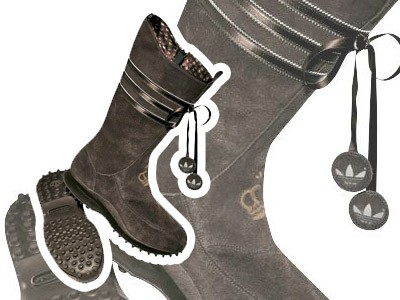 Dámské zimní boty adidas – Missy Winterboot