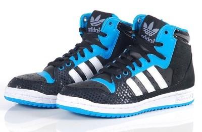 Kotníkové boty adidas pro rok 2010