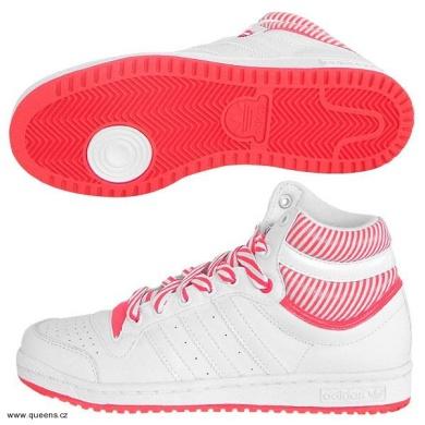 kotníkové botasky adidas