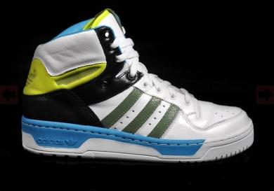Kotníkové boty adidas pro rok 2010 (http://www.botyaobuv.cz)