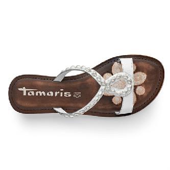 Letní sandály Tamaris: Letní potěšení! (http://www.botyaobuv.cz)