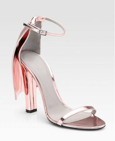 Alexander Wang Fabiana Patent Leather Cape Sandals — Botyaobuv.cz
