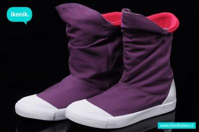 Dámské boty Nike a adidas / Podzim 2011