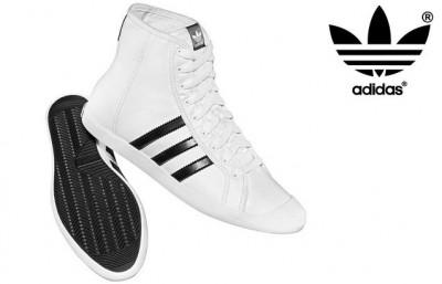 Kotníkové boty adidas Originals aneb trendy zima ve městě