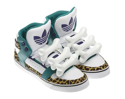 Adidas a Jeremy Scott: Probuďte v sobě zvíře! (http://www ...