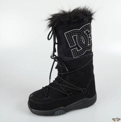 DC Shoes zima 2012/2013: Originální sněhule i kotníčková obuv
