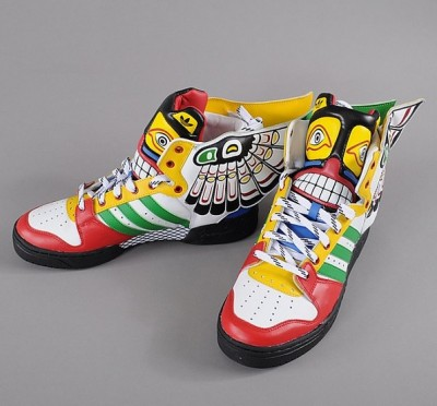 Avantgardní tenisky adidas