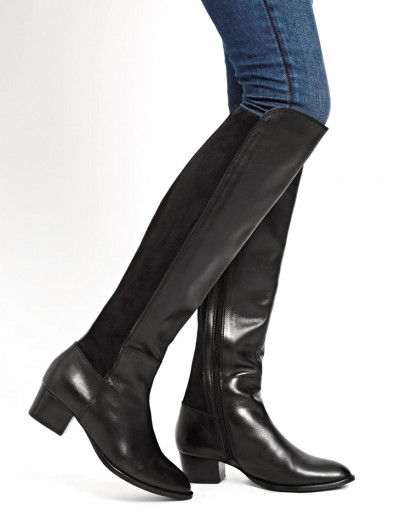 Kde se porozhlédnout po levné dámské obuvi  Kozačky výprodej. Autor   www.asos.com 4431830bac