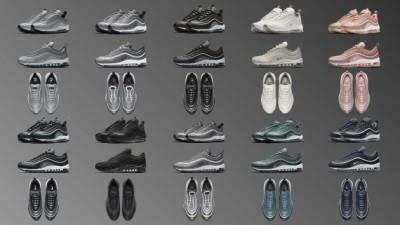 Nová kolekce Nike Air Max 97  barevná podzimní nálož d662d41d07