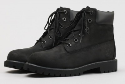 Timberland 6 In Premium WP Boot černé