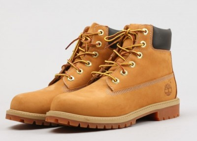 Timberland 6 In Premium WP Boot hnědé
