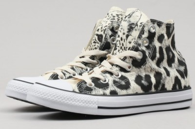 Converse Chuck Taylor All Star Animal Print Hi parchment